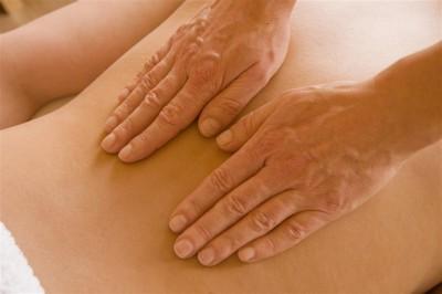 Energetische massage